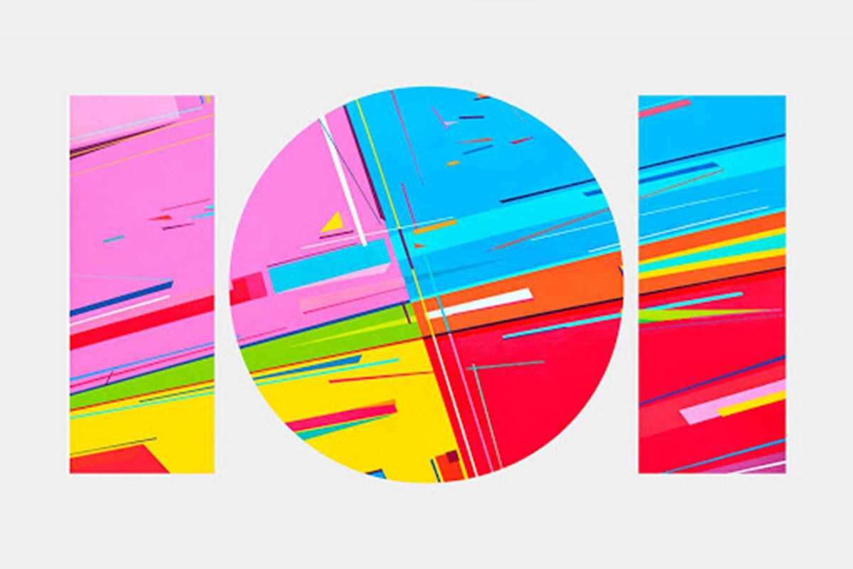 101 art exhibition