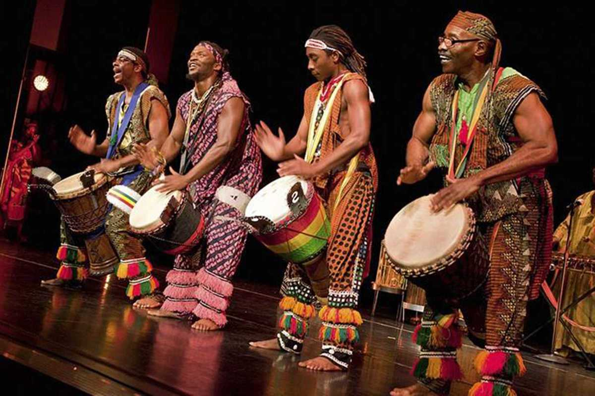 Image result for live african drums