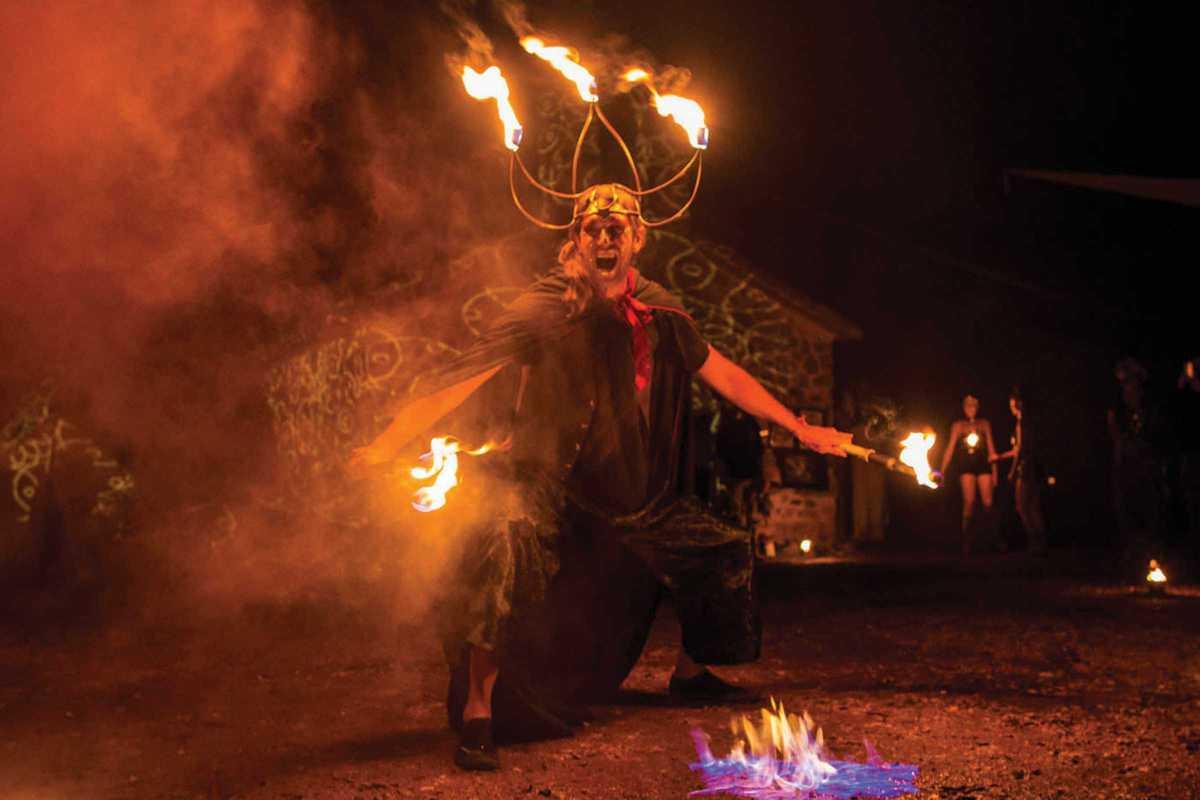 agni spirit festival 2018