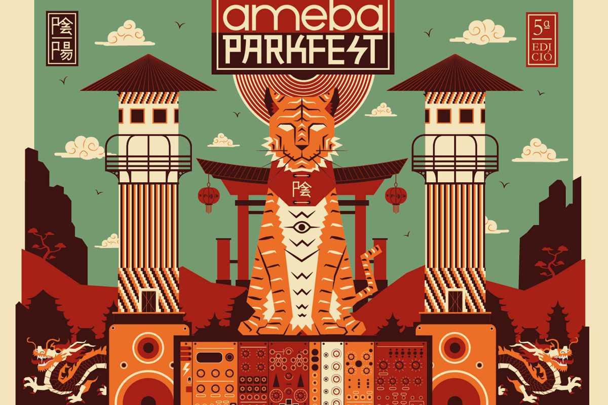 ameba parkfest 2019