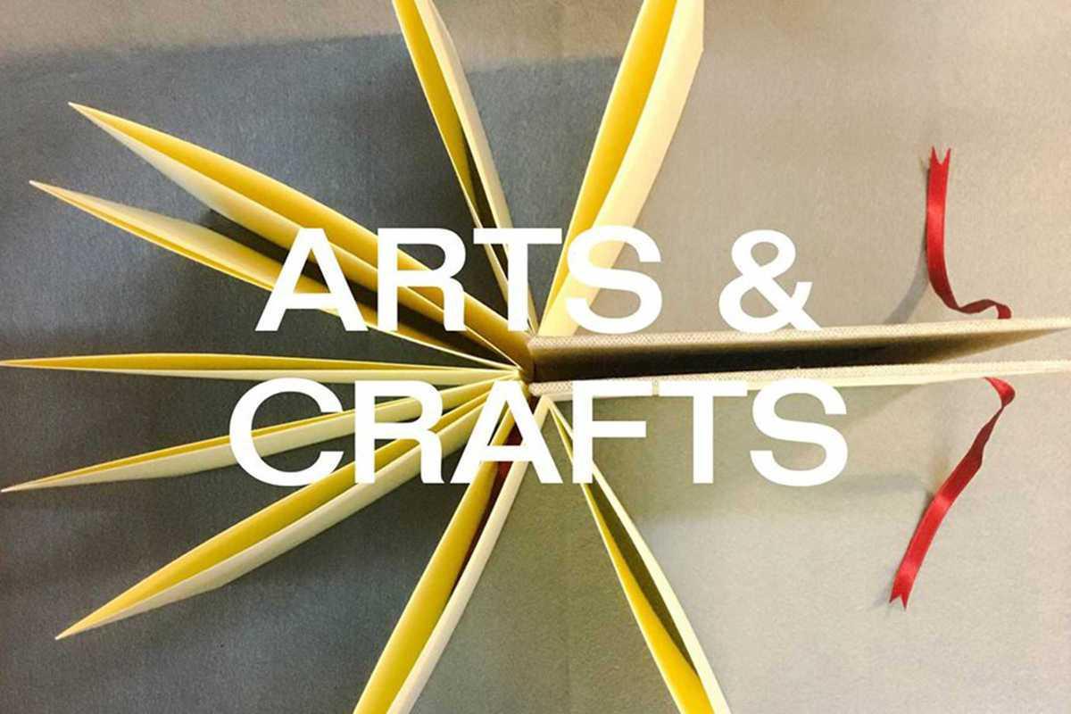 arts crafts 2017