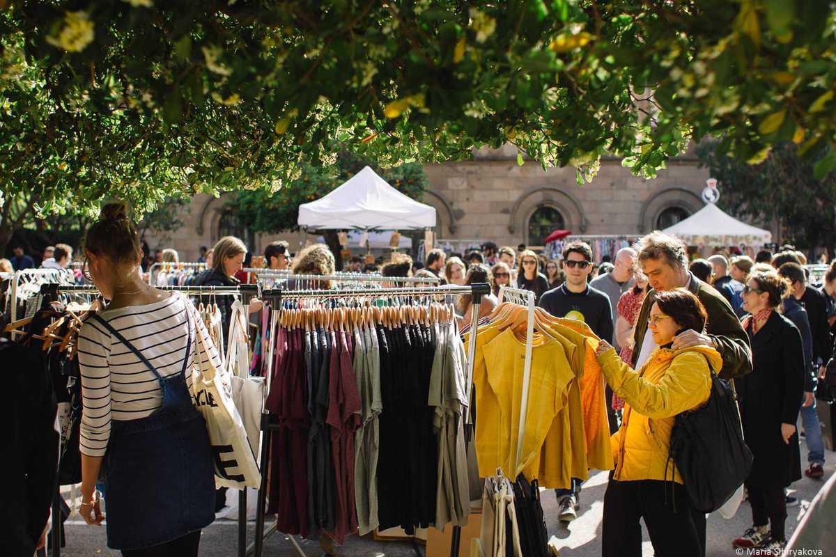 barcelona vintage market 2016