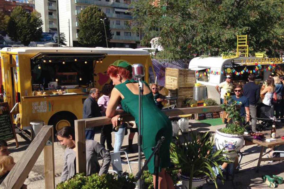 barcelona vintage market 2020