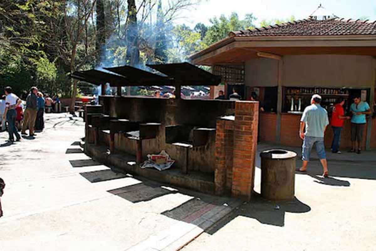 bbq spaces