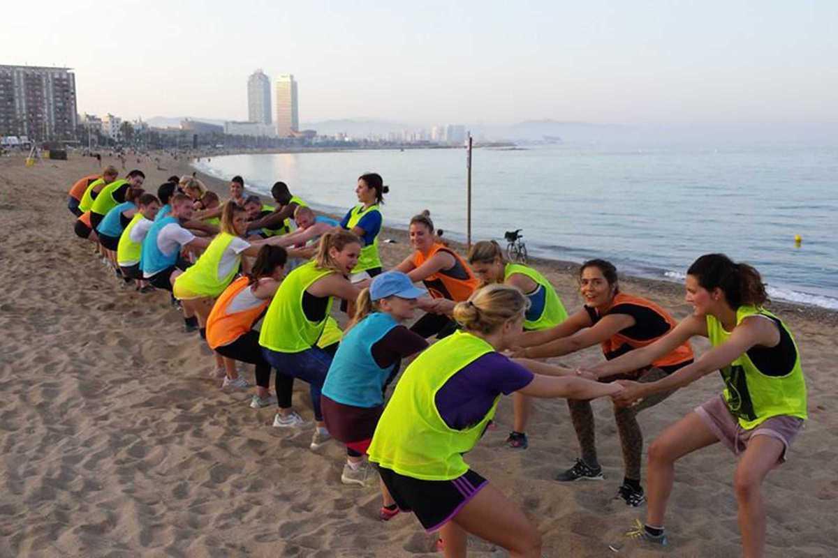 beachfit barcelona