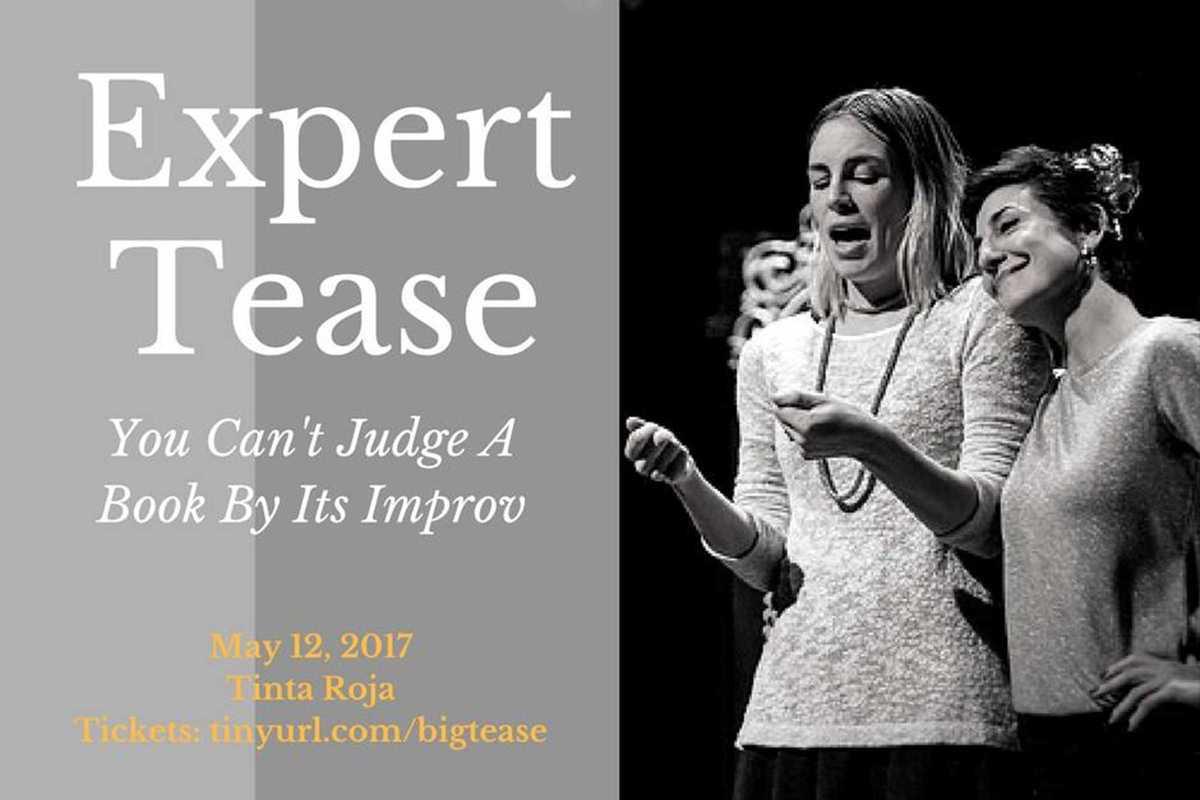big expert tease