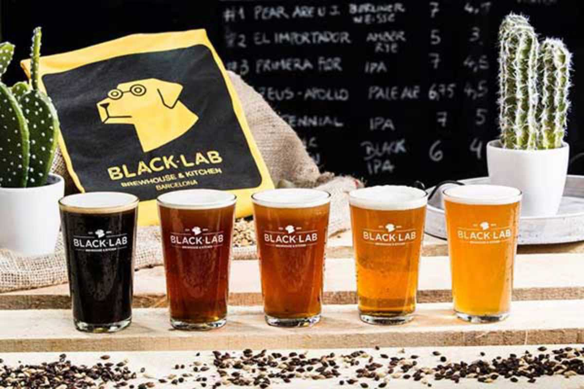 blacklab brewhouse tour