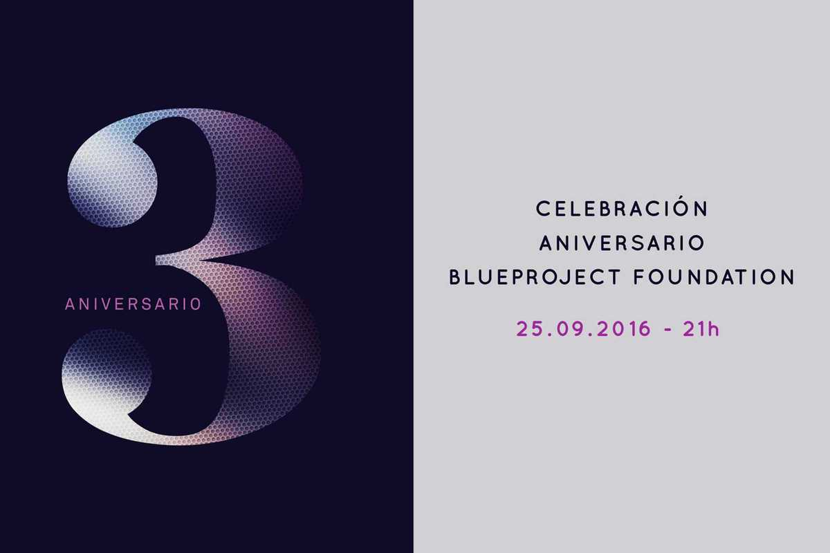 blueproject third anniversary