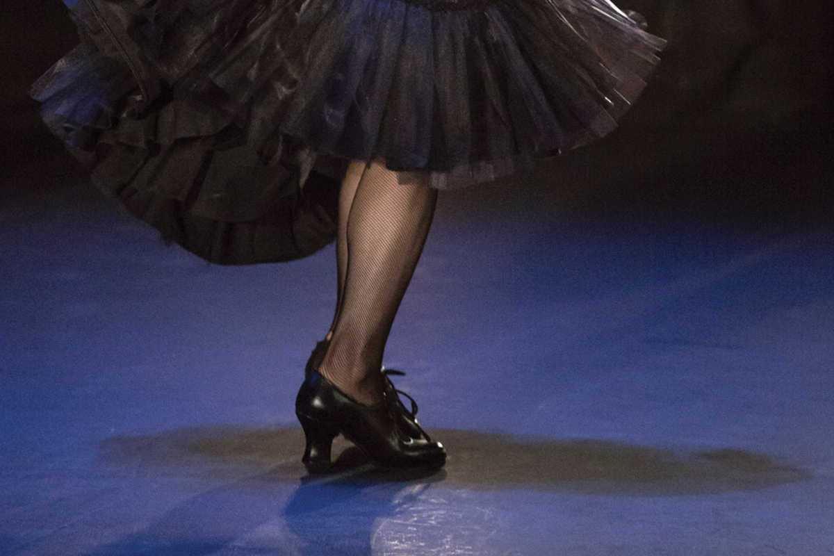 ciutat flamenco feet woman