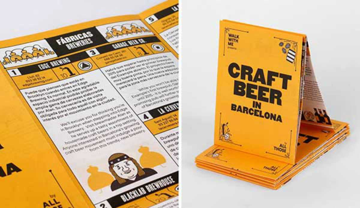 craft beer in barcelona