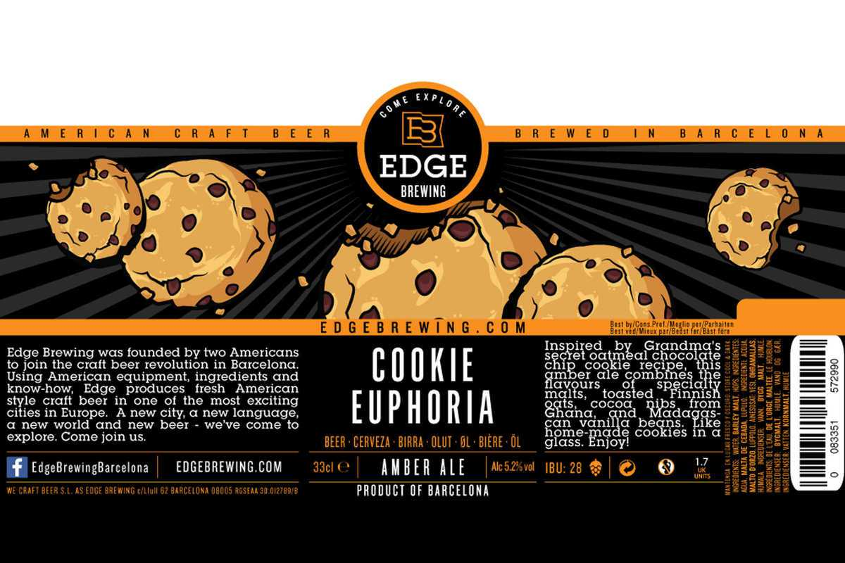 edge cookie euphoria