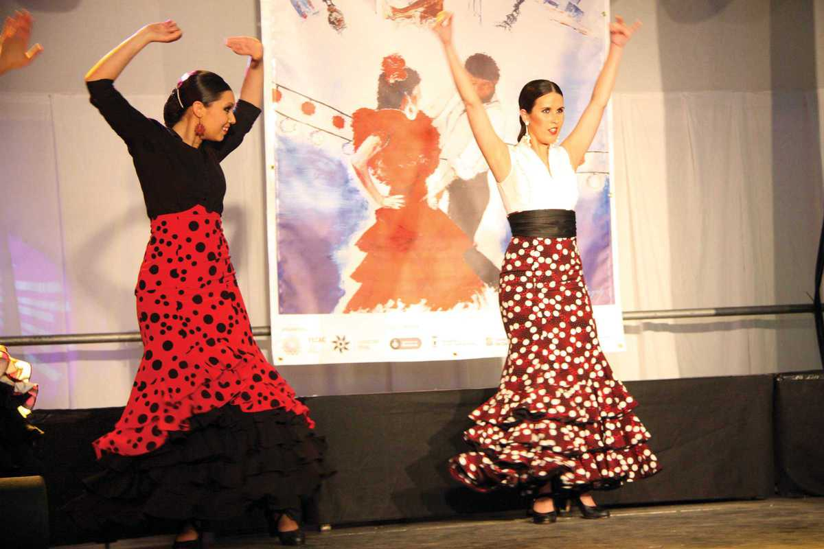 feria de abril flamenco
