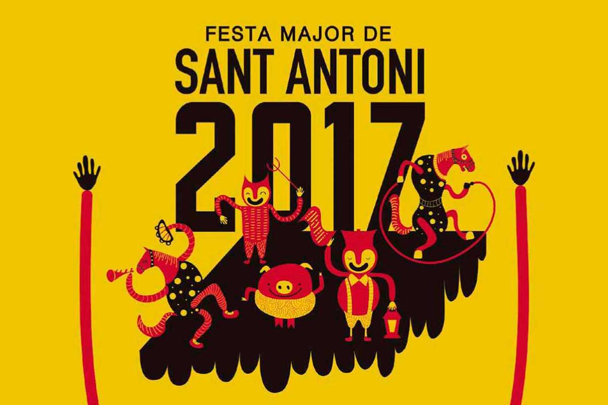 festa major sant antoni 2017