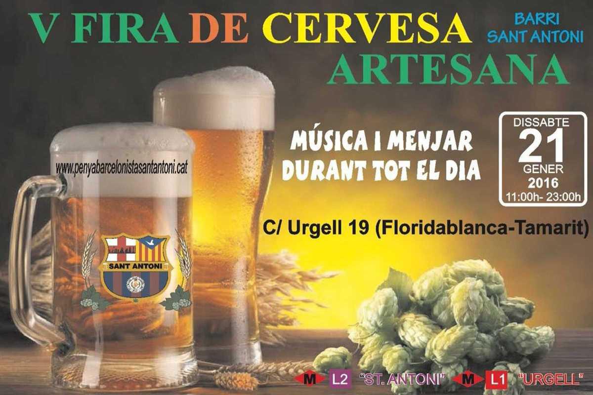 fira cervesa artesana 2018