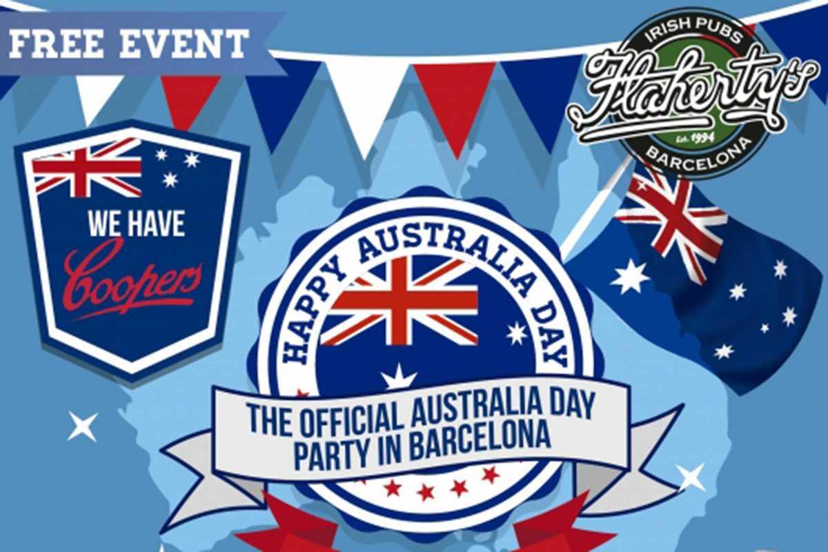 flahertys australia day