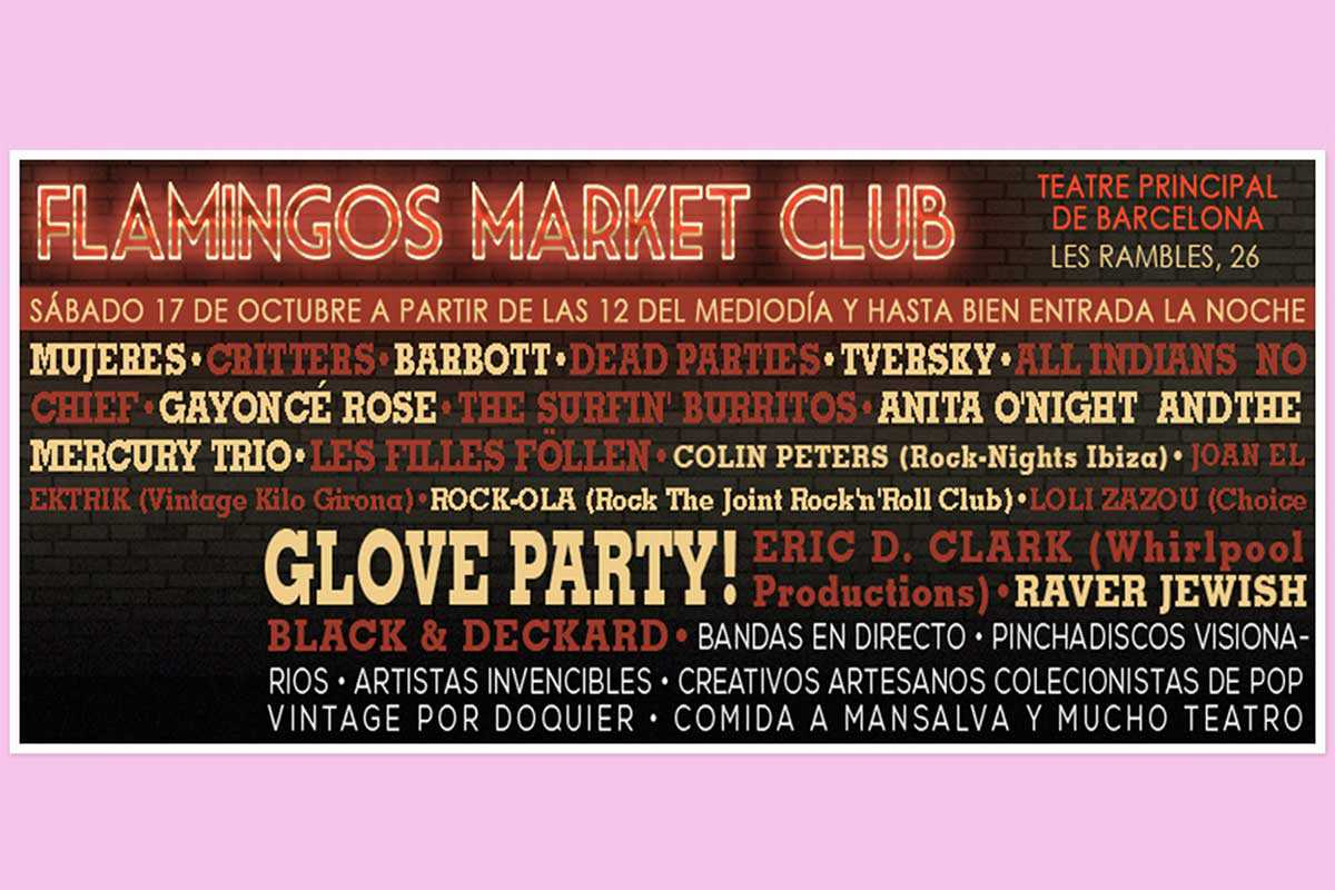 flamingos market club