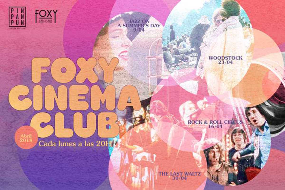 foxy cinema club 2018