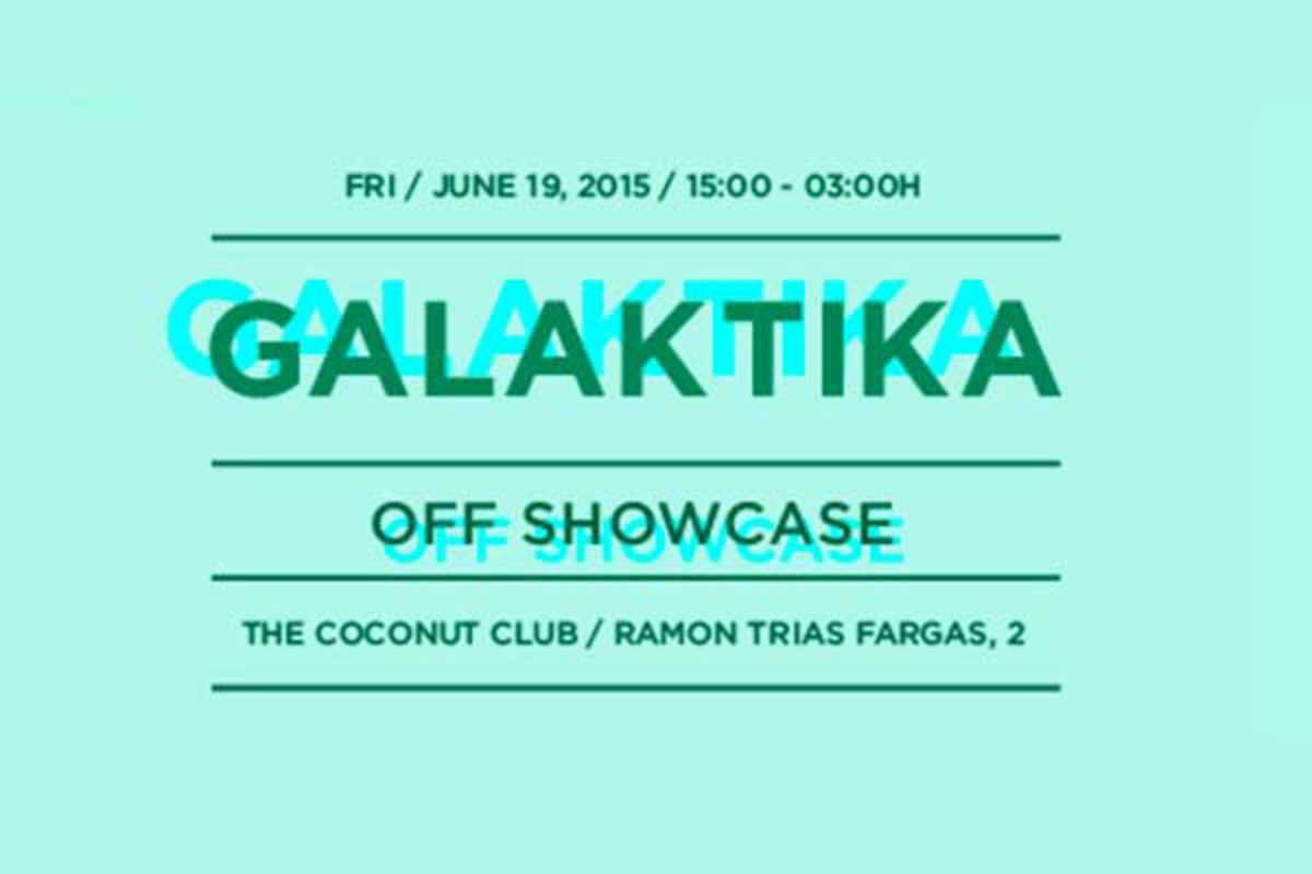 galaktika off showcase