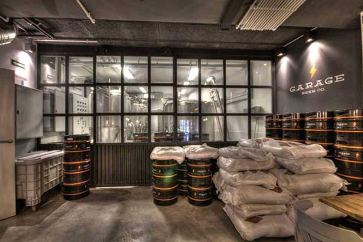 garage beer co 2015