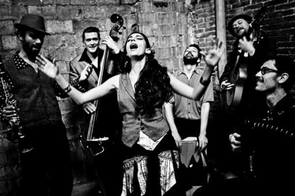 gipsy klezmer orchestra