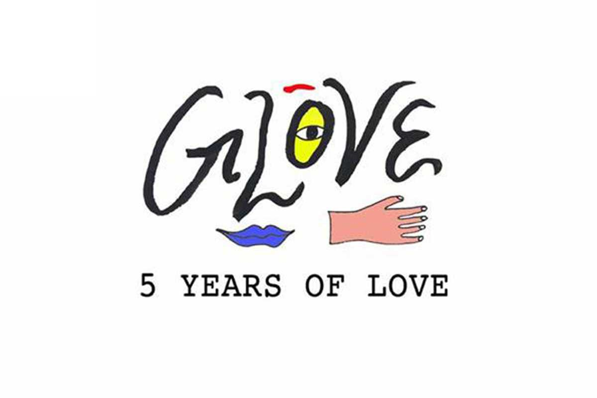 glove 5 years of love
