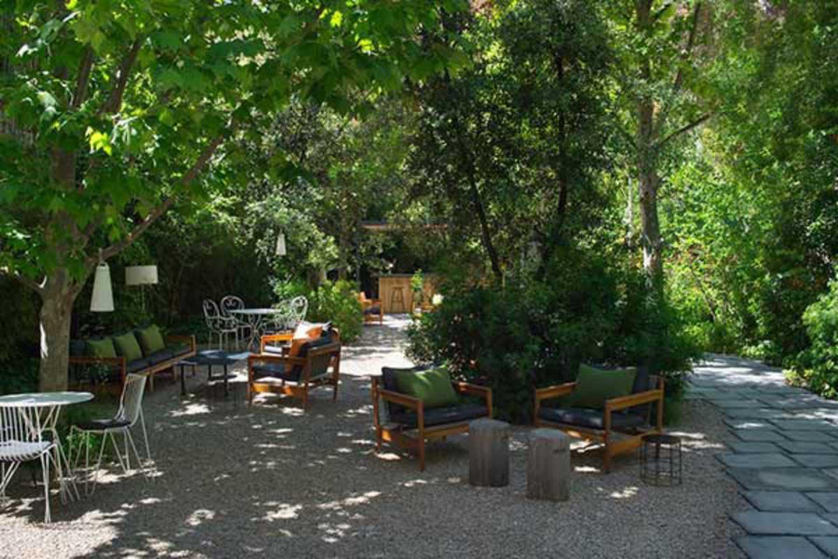 hotel alma garden