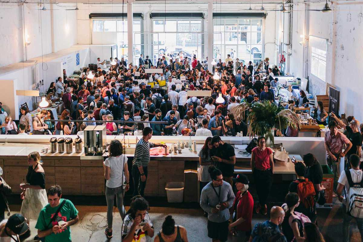 independent bcn coffee festival 2018