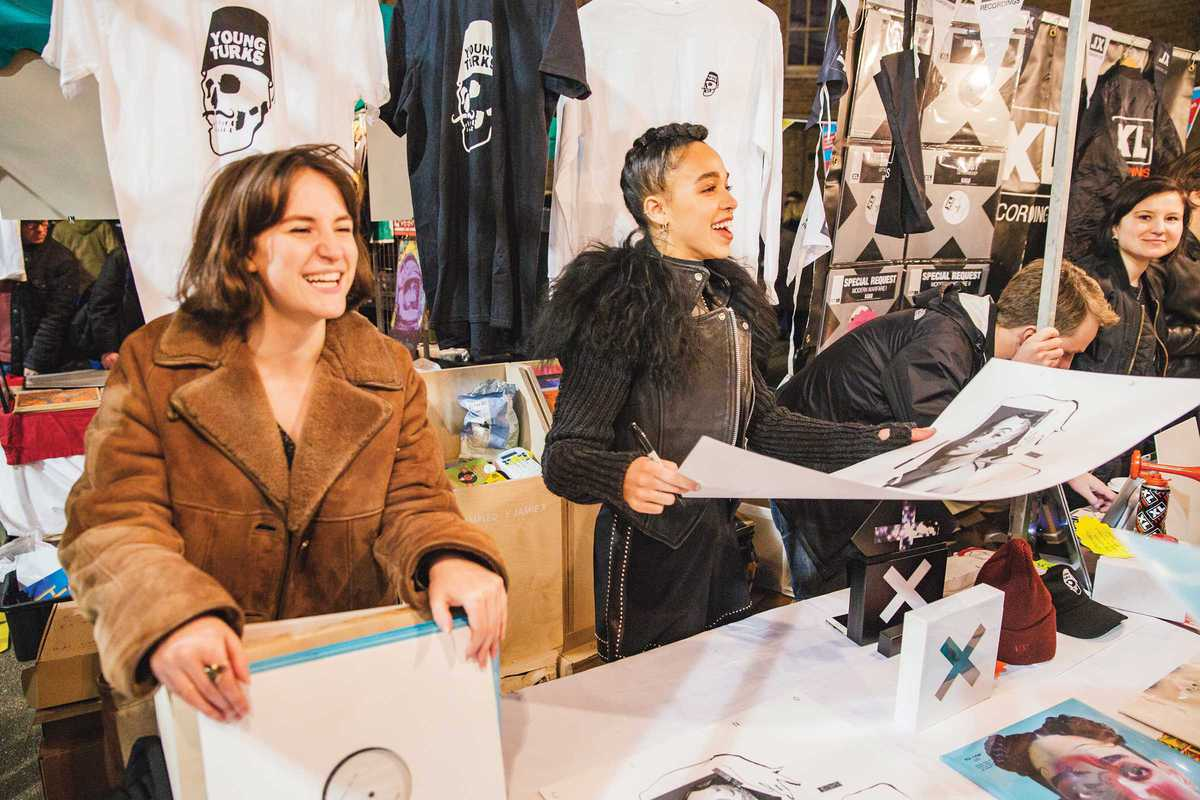 independent label market 2018