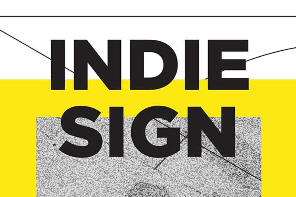 indie sign