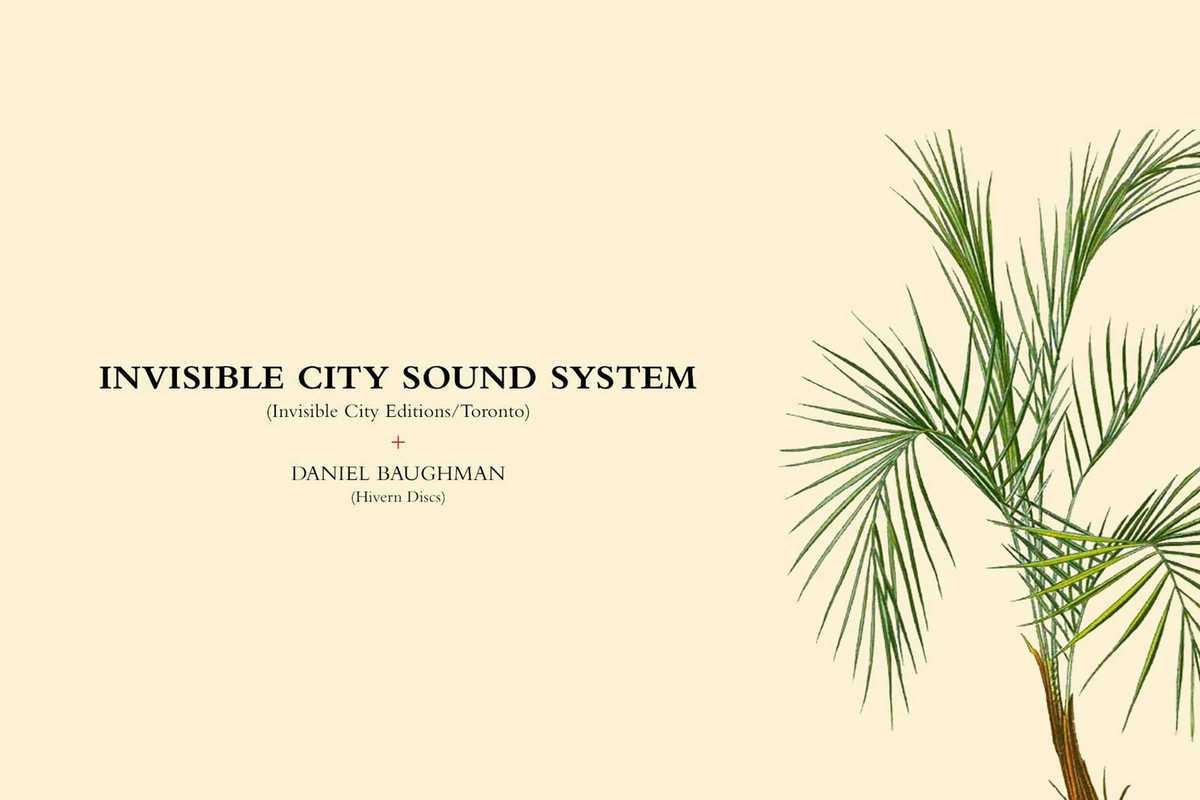 invisible city sound system
