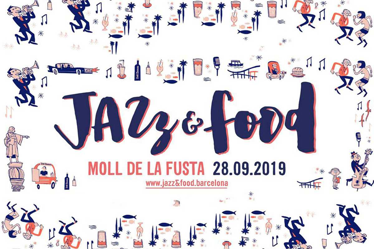 jazz and food 2019