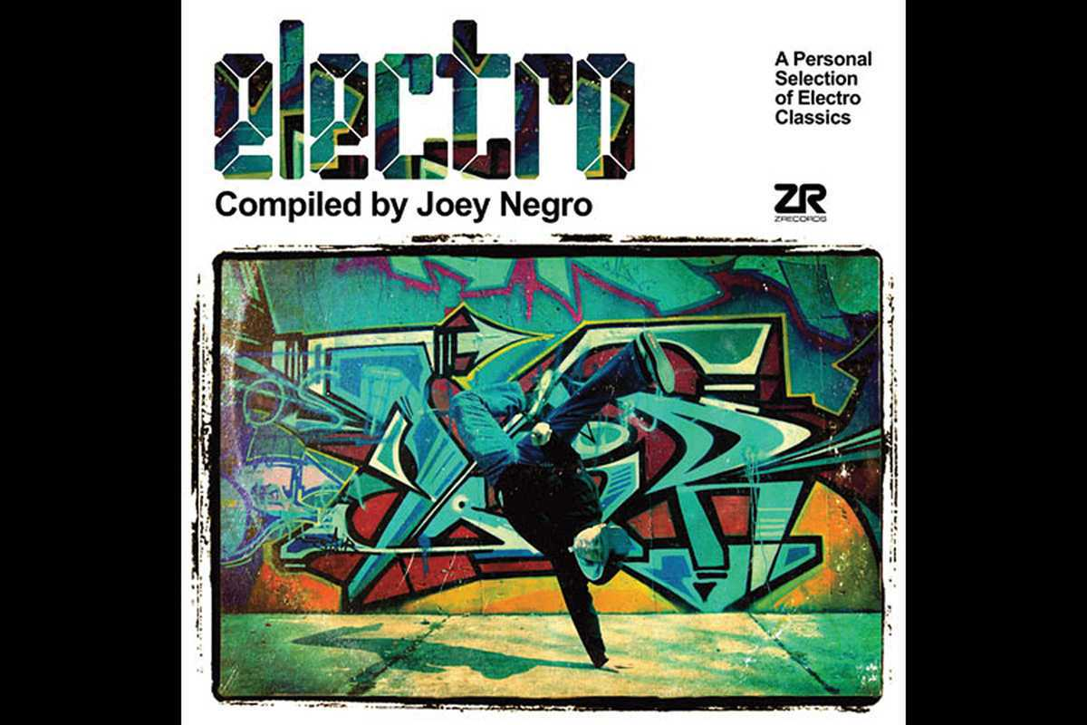 joey negro electro