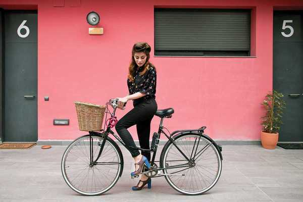 la veintinueve girl bike