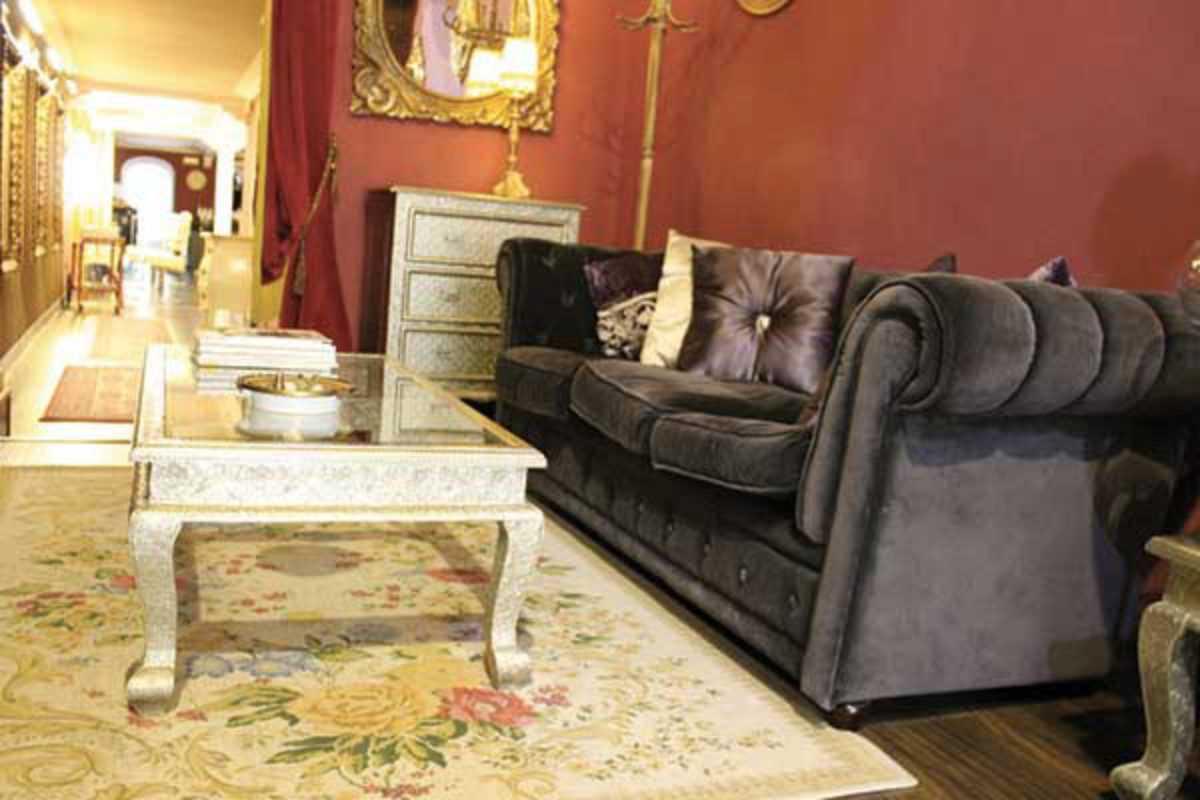 le salon vintage