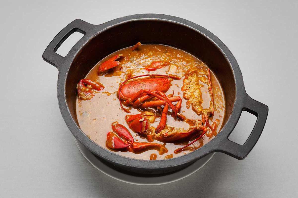 mariscco lobster