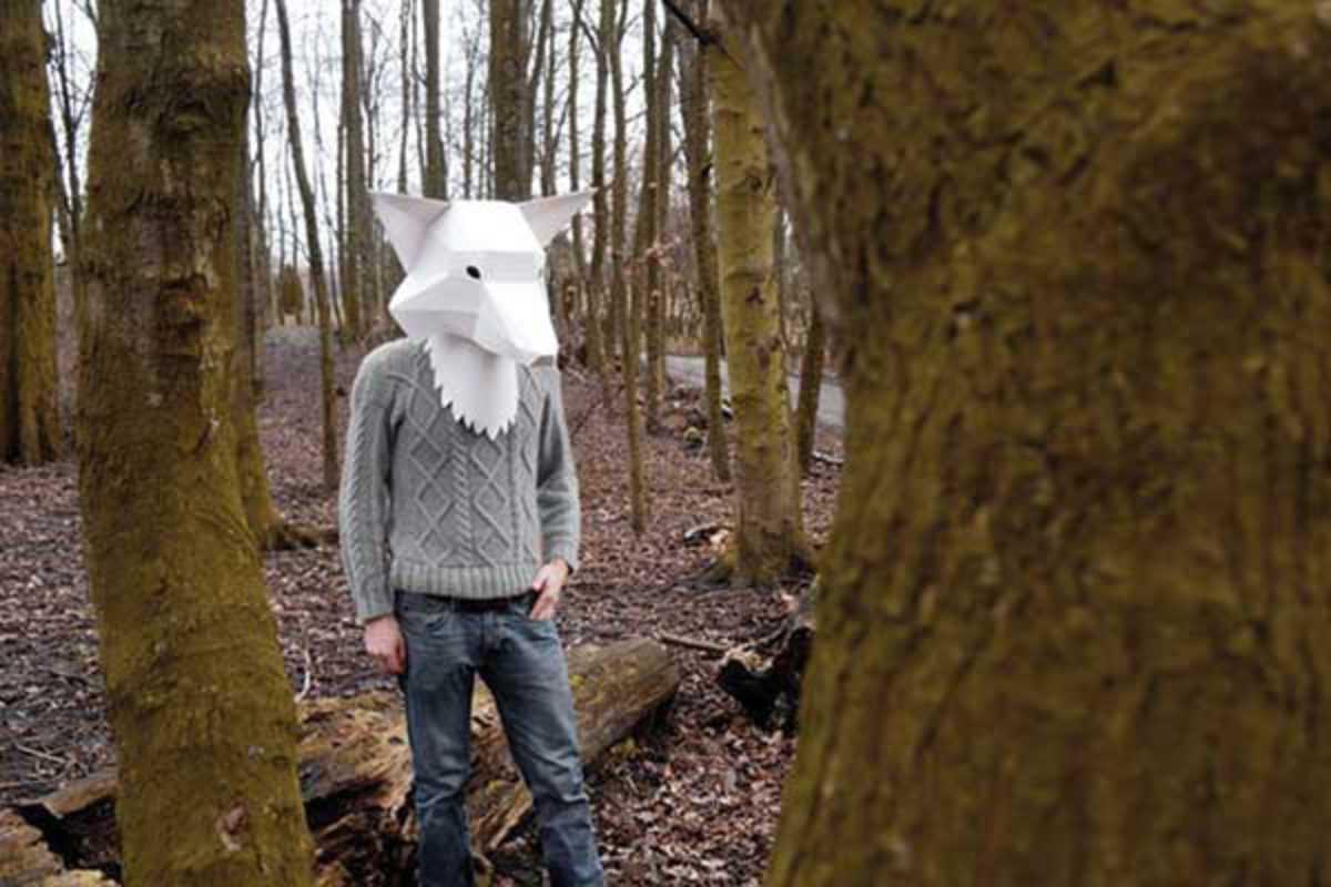 maska fox