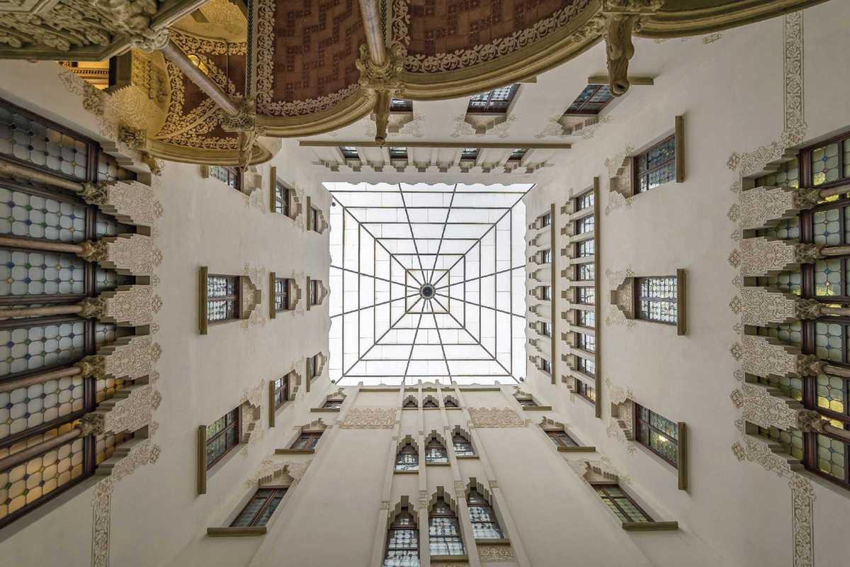 palau macaya skylight