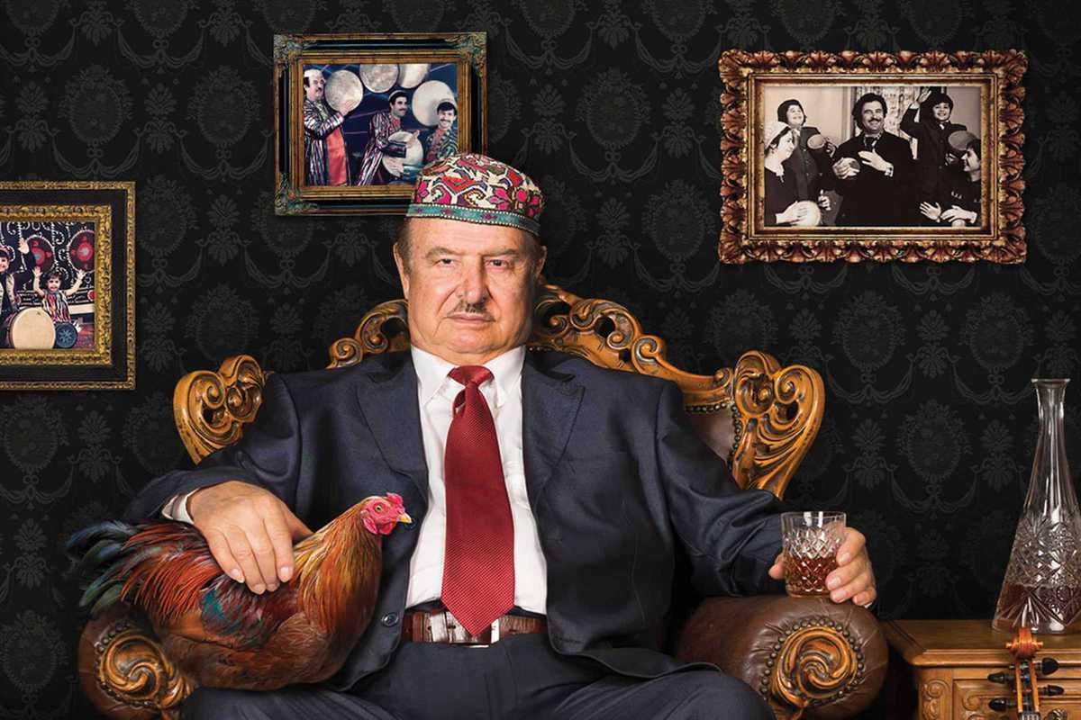 papa alaev