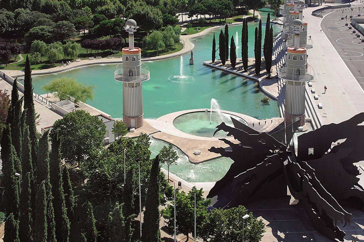 parc espanya industrial