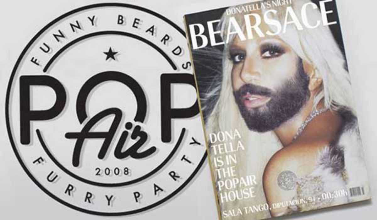 pop air bearsace