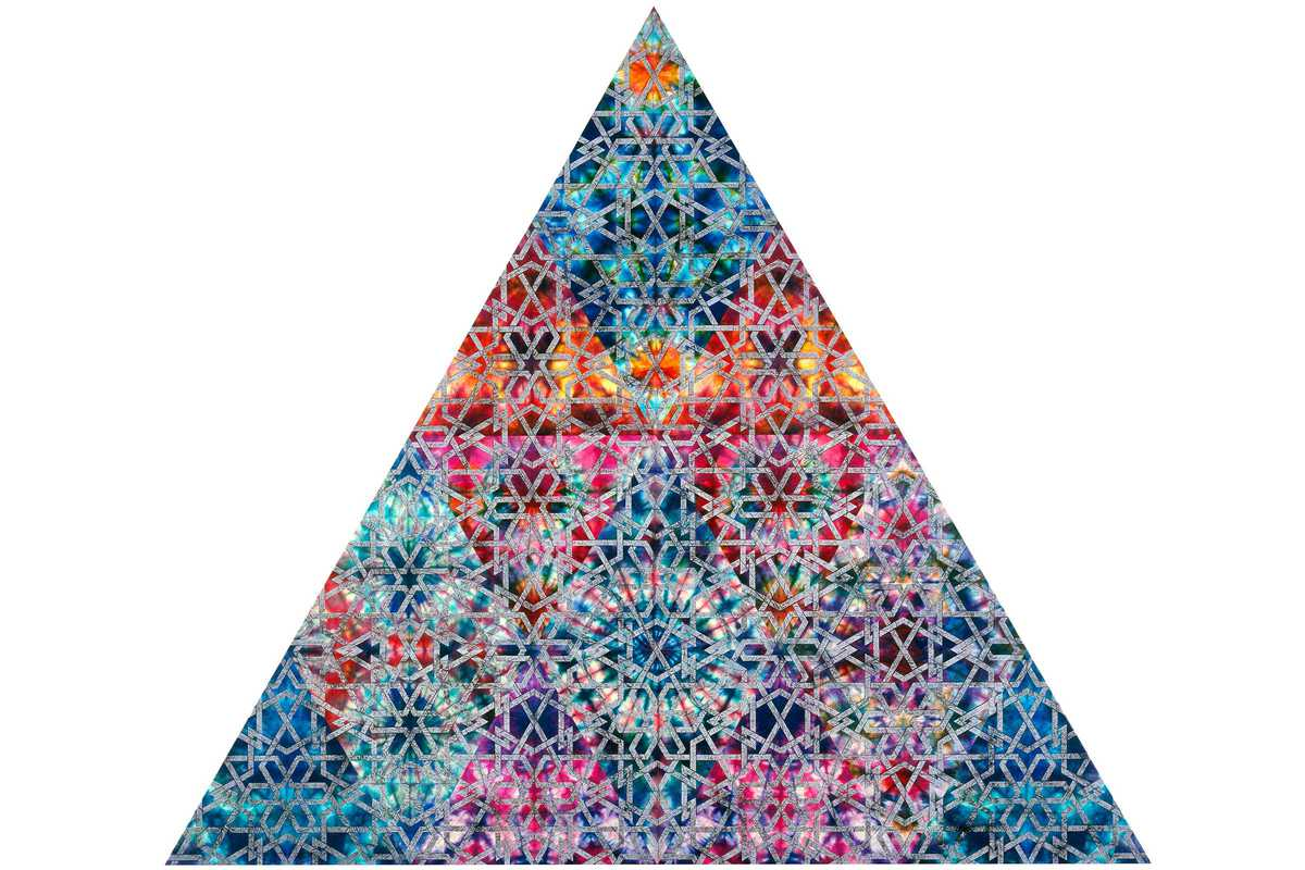 rose triangle