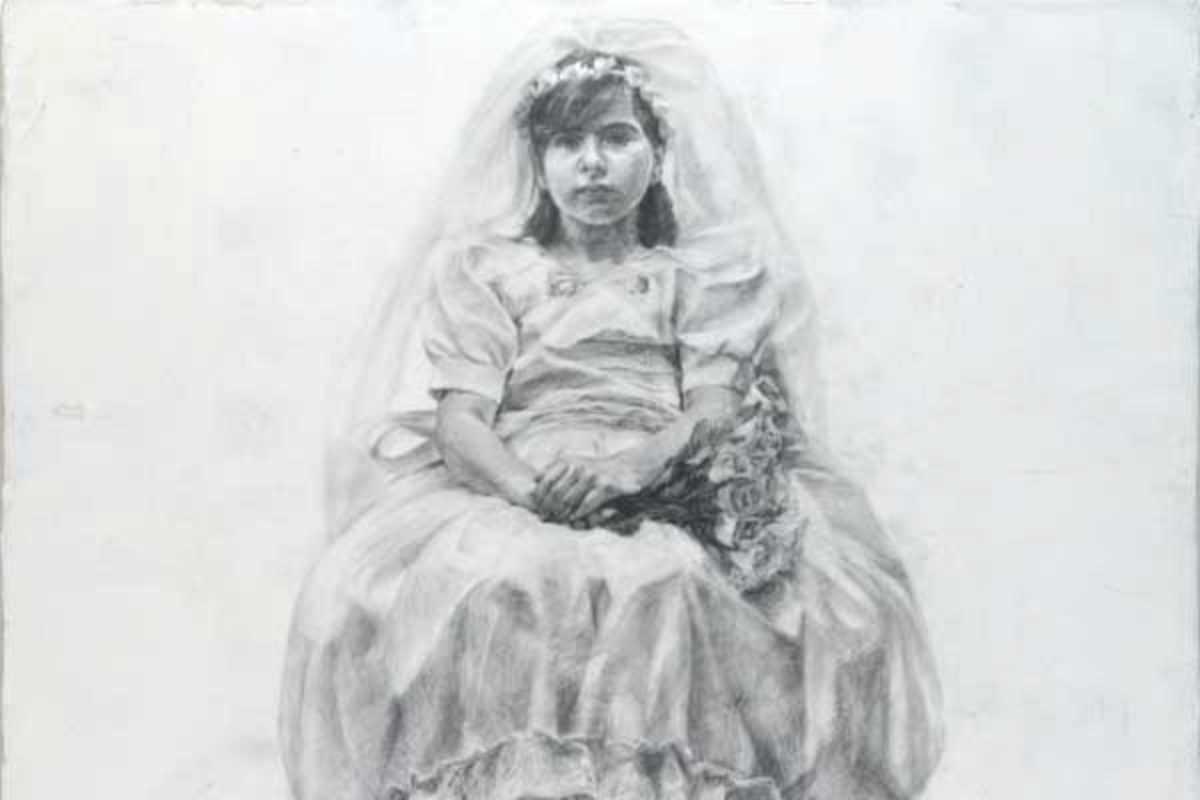 sacris pinturas la novia