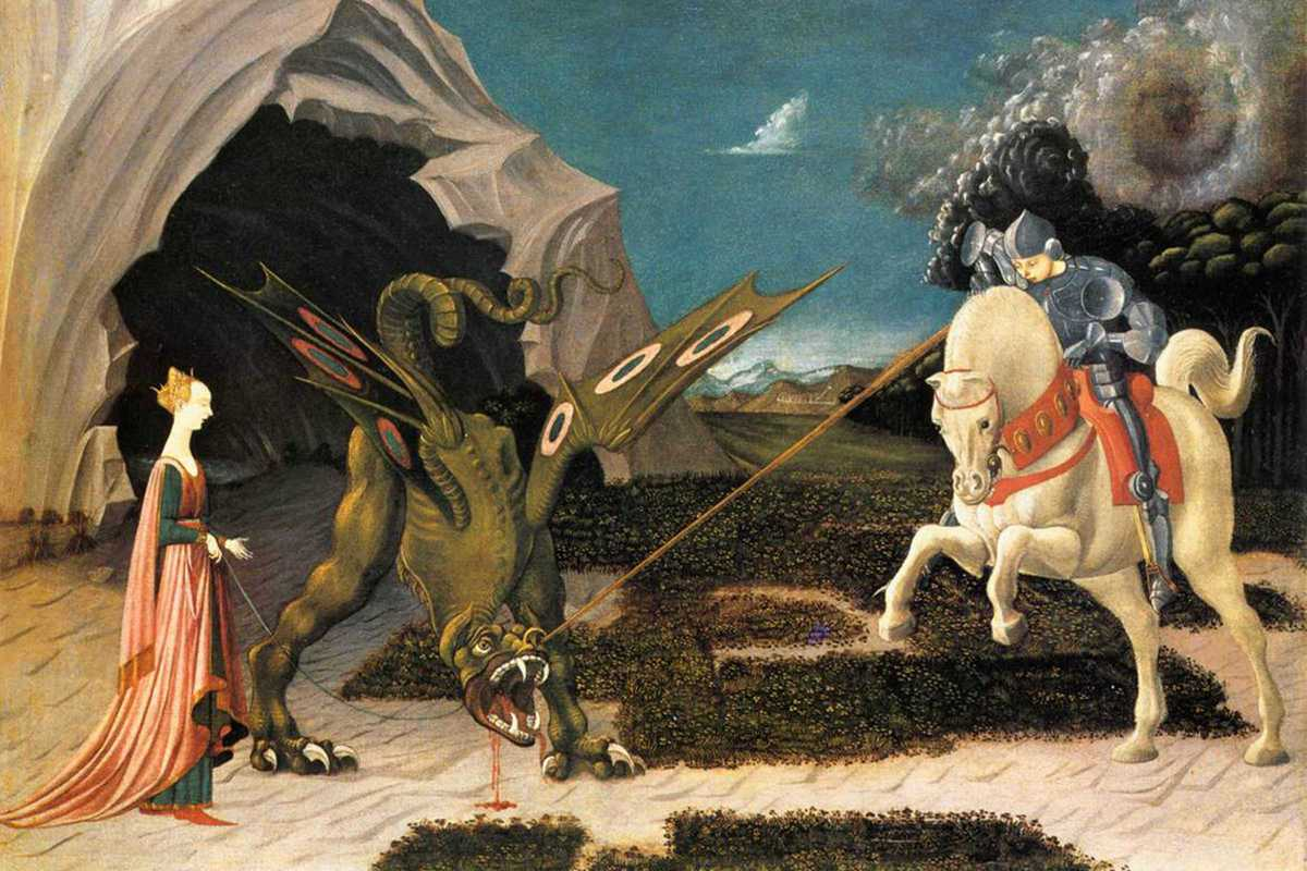 saint-george-and-the-dragon