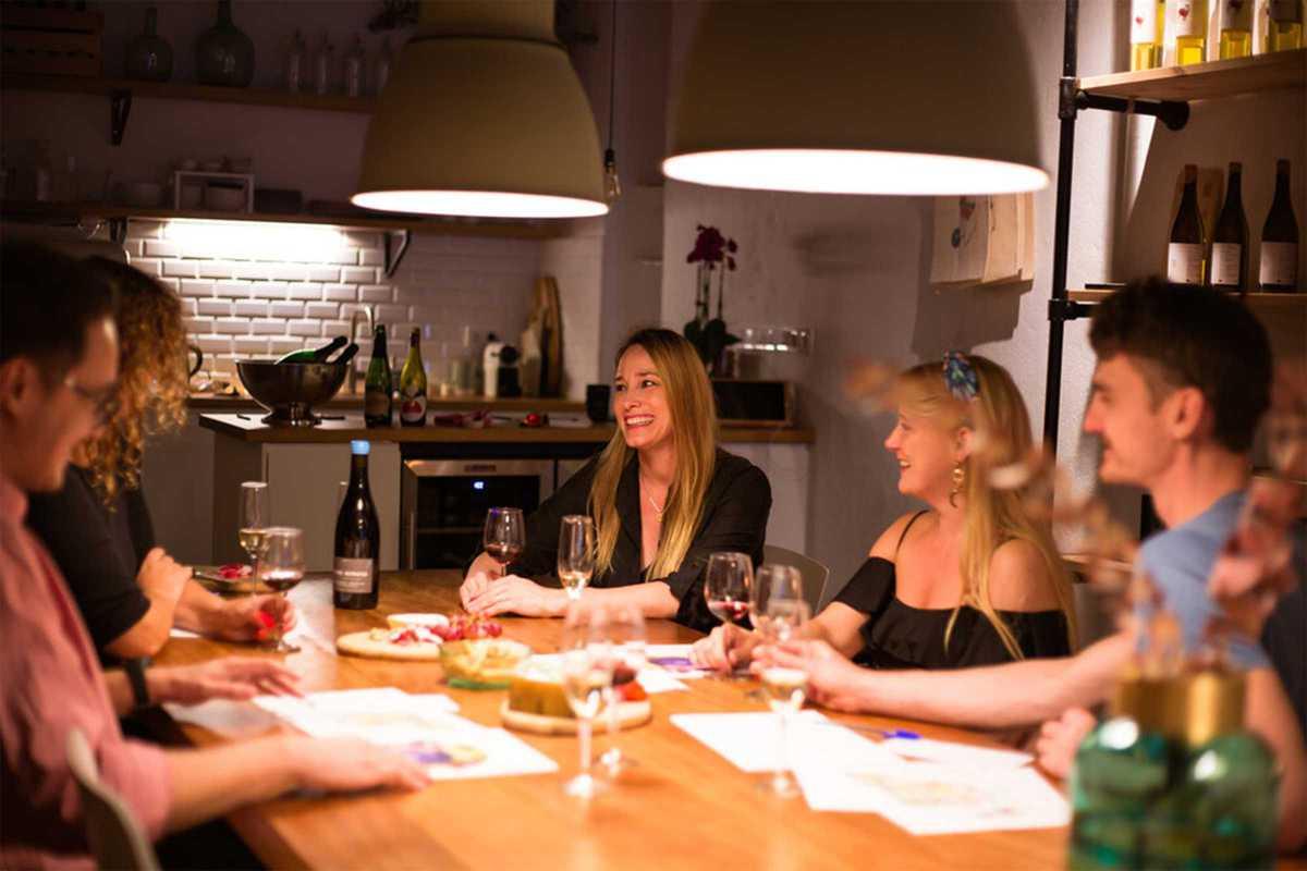 salut tasting table