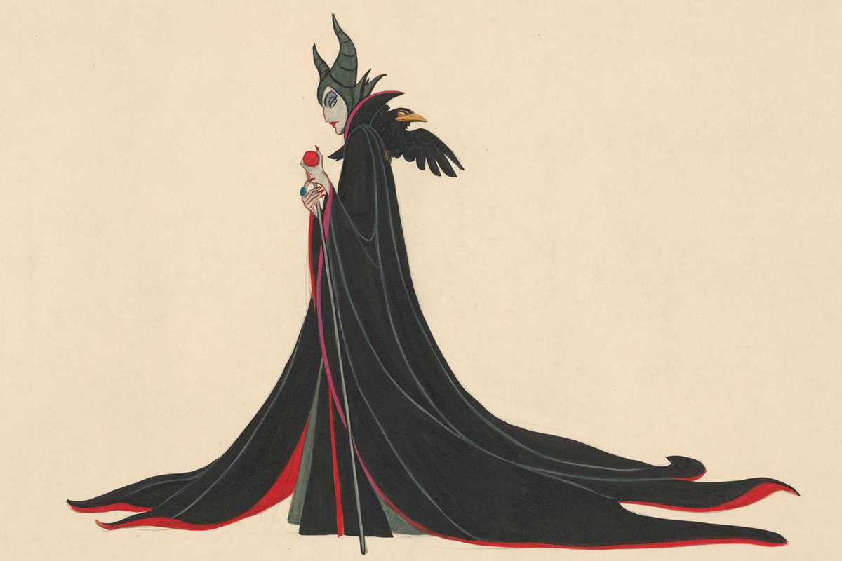 sleeping beauty maleficent