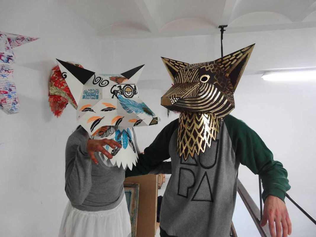 soroche maska fox