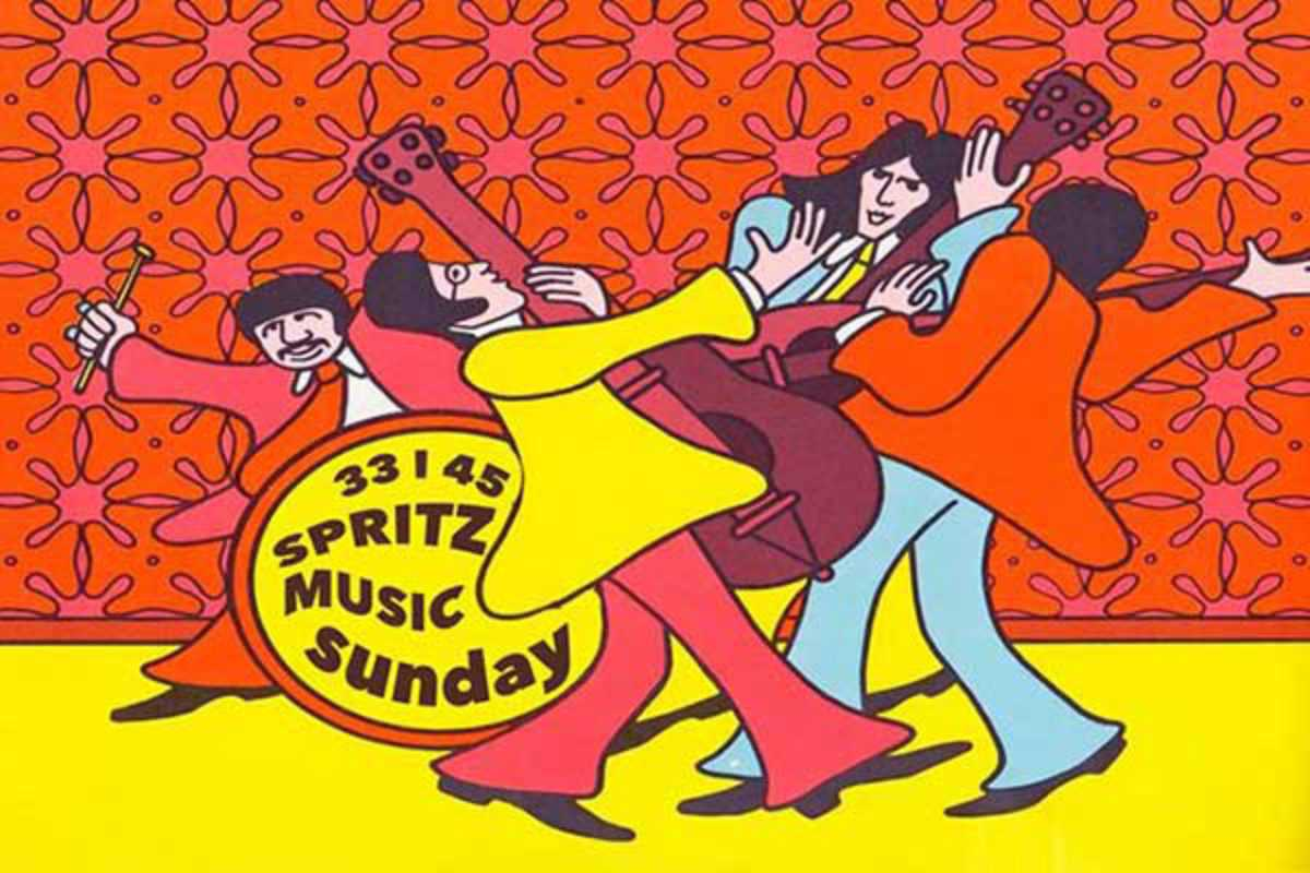 spritz music sunday