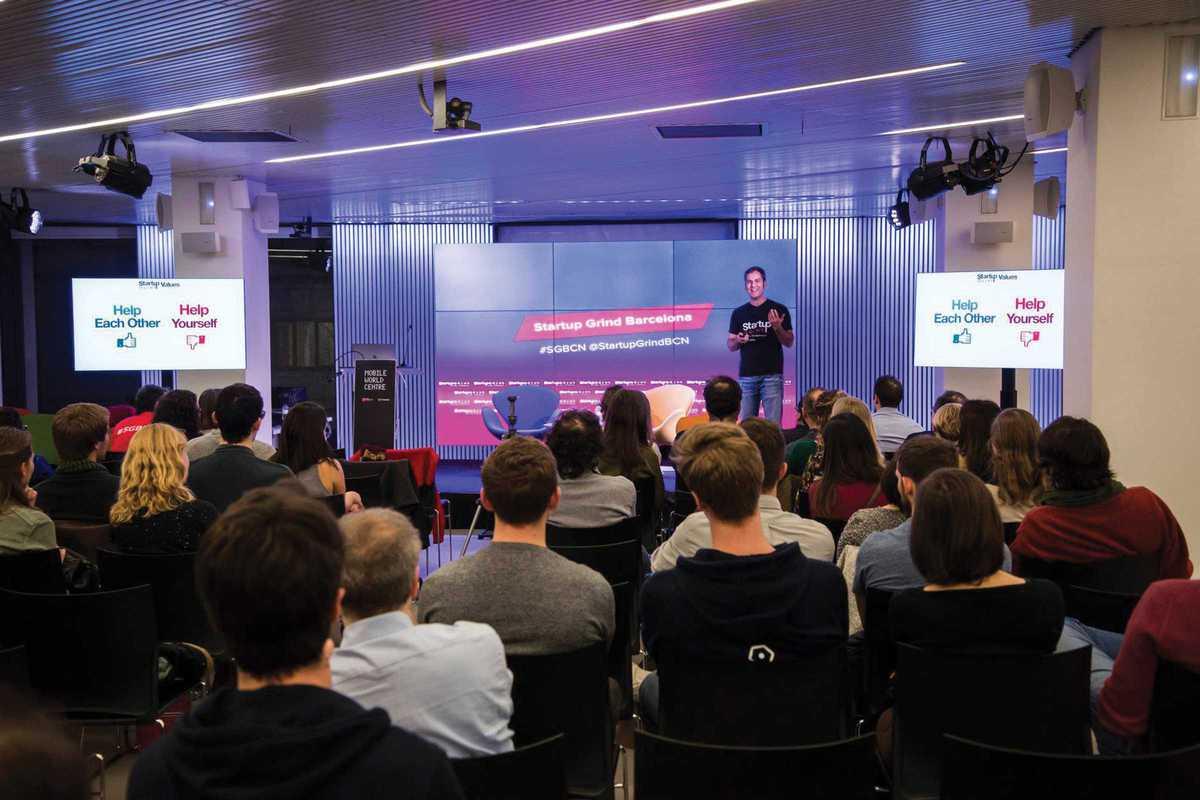 startup grind barcelona 2018