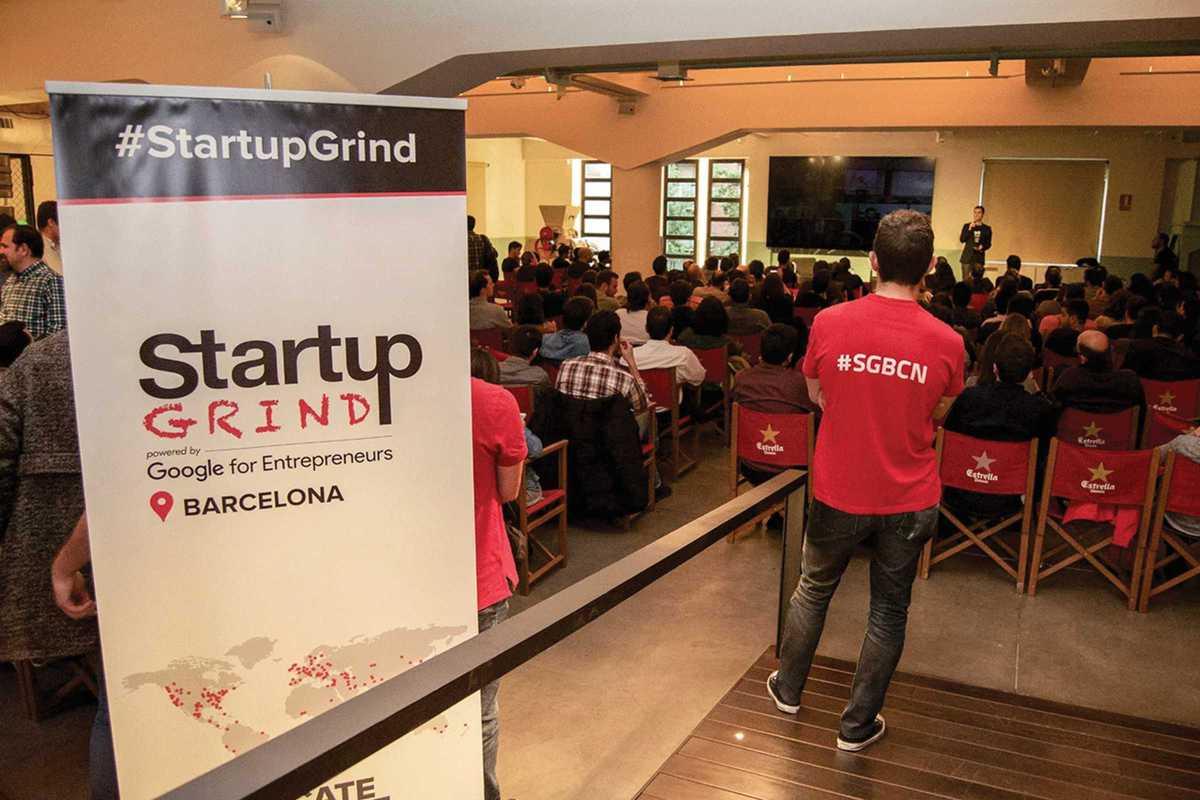 startup grind fabrica damm