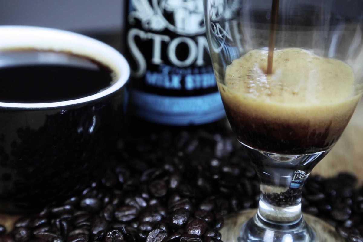 stone brewing coffee milk stout